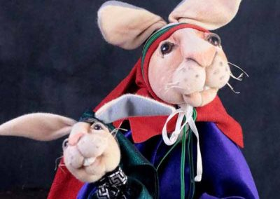 The Renaissance Rabbit